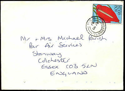 Nevis 1993 Cover To UK #C40378