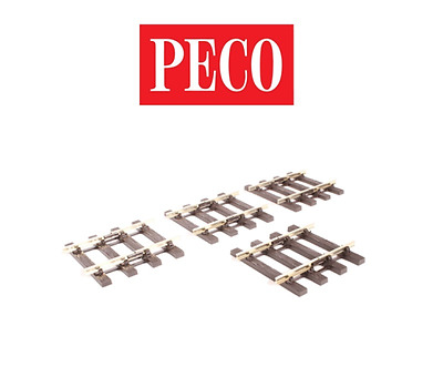 Peco SL-713 Transition Track Code 124 Bullhead to Code 143 Flat Bottom O Gauge