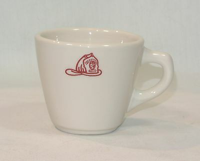 Vintage FIREMAN'S FUND Restaurant Ware CUP Mug Syracuse China