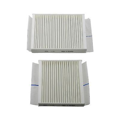 SERVICE Cabin X 2 Filter Fits Peugeot 207 CC WD_ Convertible 1.6 16V Turbo