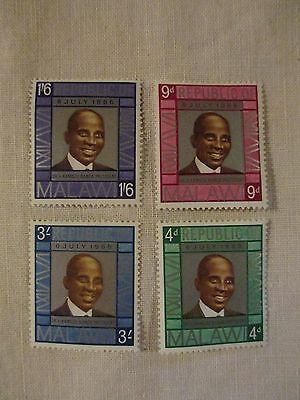 Malawi-Collection Of 25 Stamps