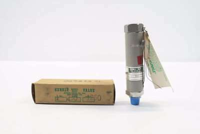Kunkle 230-A01-NC 1250psi 1/4 In Npt 56cfm Threaded Relief Valve