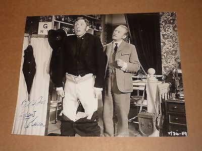 "Cardew Robinson 10 x 8 ""Waltz Of The Toreadors"" 1962 Film Still (Hand Signed)"