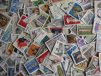 BERLIN nice collection of 165 all different stamps, mixed condition, check m out