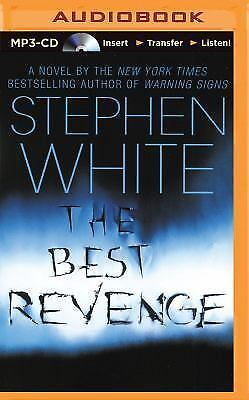 Alan Gregory: The Best Revenge 11 by Stephen White (2015, MP3 CD, Unabridged)