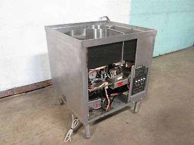 """""""glas Tender Gt-24"""" Hd Commercial (Nsf) Under Counter Low-Temp Bar Glass Washer"""