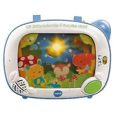 VTech Baby Lil' Critters Soothe and Surprise Light New