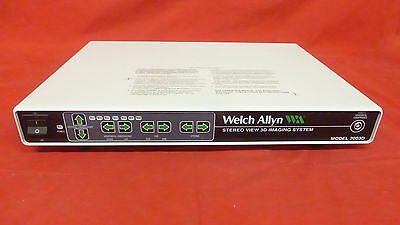 Welch Allyn Model 2003D Stereo View 3D Imaging Systems 100-240Vac 2A(2C0)