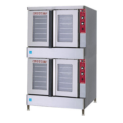 Blodgett BDO-100-E DBL Full-Size Electric Convection Oven Double Stack