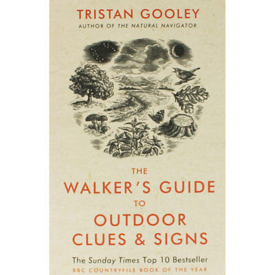 The Walkers Guide To Outdoor Clues and Signs (Paperback), Non Fiction Books, New