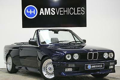 Bmw E30 320I Convertible Cabriolet M3 Evo Styling, M3 Lookalike