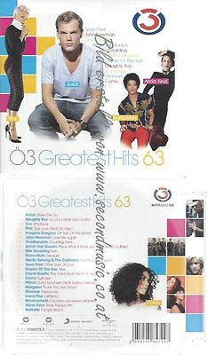 Cd--Various--Ö3 Greatest Hits Vol.63