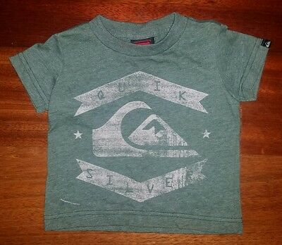 Baby Boys Quiksilver Tshirt - Size 0 6 - 9 months