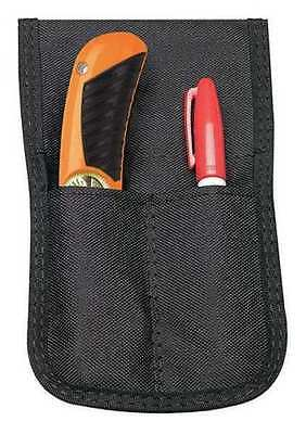 Pacific Handy Utility Box Knife Cutter Nylon Black Safety Holster For Your Belt
