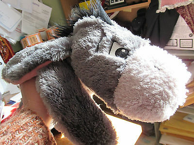 Eeyore, Authentic & Exclusive Disney Parks Original Plush, Soft Toy, Rare, Tags.