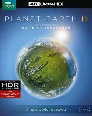 Planet Earth Ii Used - Very Good 4K Ultra Hd Blu-Ray