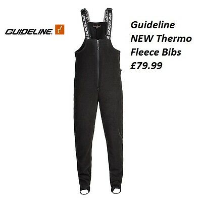 Guideline Thermo Fleece Bib (New) ** 2017 Stocks **