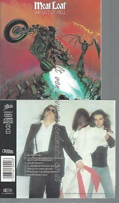 Cd--Meat Loaf--Bat Out Of Hell