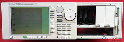 HP Agilent Keysight 8164A Lighwave Measurement System Mainframe