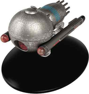 #92 Star Trek Medusan Ship Die Cast Metal Ship-UK/Eaglemoss w Mag