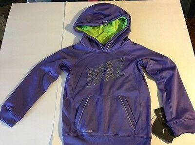 Girls Nike Therma-Fit Hoodie - Size 6X - Brand New