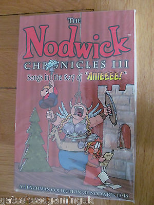"The Nodwick Chronicles III Songs in the key of ""AIIIEEEE!"" Graphic Novel VG"