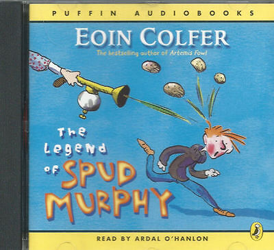 Audio book - The Legend of Spud Murphy by Eoin Colfer   -   CD