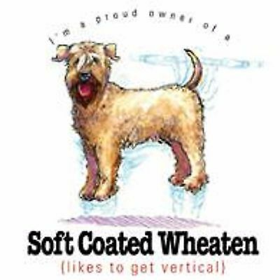 Soft Coated Wheaten Funny Tote