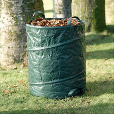 Garden Waste container folding Leaf bag Grass Rubbish sack