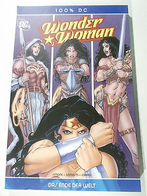 100 % DC # 23 WONDER WOMAN ( Panini Softcover ) Z 2