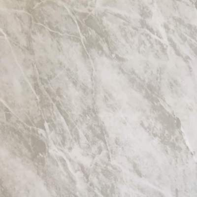 Grey Marble Bathroom Wall Panels Shower Wet Wall PVC Ceiling Cladding Kitchen