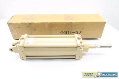 New United Conveyor 4401-67 8-4/5 In 4 In Double Pneumatic Cylinder D558971