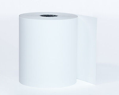 "3 1/8"" (80mm) x 230' Thermal Paper Rolls - 100 rolls - Top Quality"