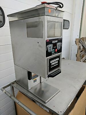 Bunn G9-2T DBC COMMERCIAL COFFEE Grinder  dunkin donuts