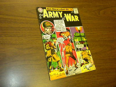 OUR ARMY AT WAR #150 DC Comics 1965 Sgt. Rock