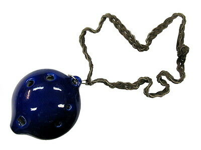 OCARINA Large Size Ceramic Make *With Sling* NEW!