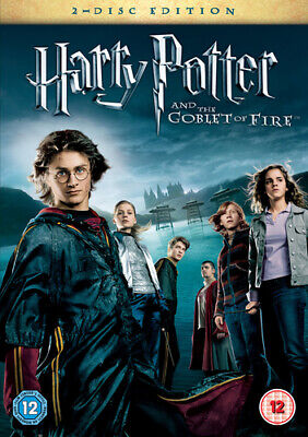 Harry Potter and the Goblet of Fire DVD (2006) Timothy Spall, Newell (DIR) cert