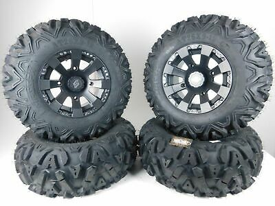 MASSFX ATV TIRE & Sedona Spyder Wheel kit Polaris Sportsman