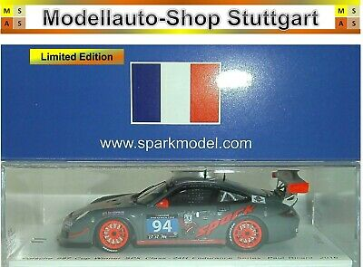 Porsche 997 Cup Winner 24h Endurance Series Paul Ricard 2016 Spark 1:43 SF112
