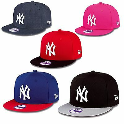 New Era Mlb 9Fifty Snapback Kinder Jugendliche Cap New York Yankees Baseball adad8eea2c64