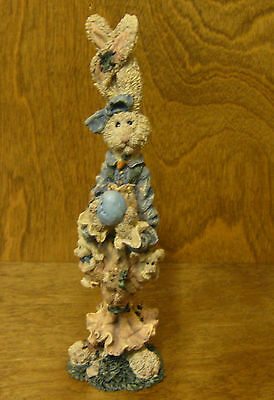 Boyds Folkstones #2840 Myrtle...Believe! NEW from Retail Store, New/Box Rabbit