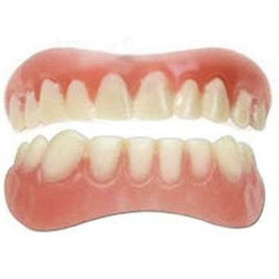 Instant Smile Teeth Dr. Bailey's False Cosmetic Fake Oral Regular COMBO Option
