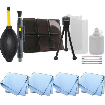 Dust Cleaning Blower, 2 in 1 Lens Cleaning Pen, Starter Kit for DSLR Cameras