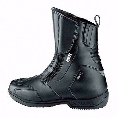 IXS Pacific Waterproof Mens Leather Boots