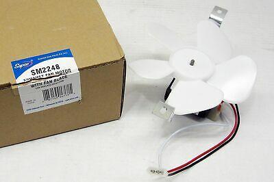 Range Hood Fan Motor for Vented Models Broan Nautilus BP17 97012248 99080492