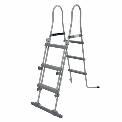Jilong Safety Pool Ladder - 3-level pool ladder for pool wall heights of up to 1