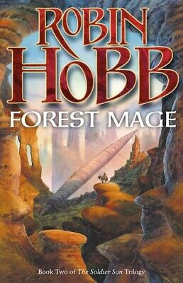 The soldier son trilogy: Forest mage by Robin Hobb (Hardback)