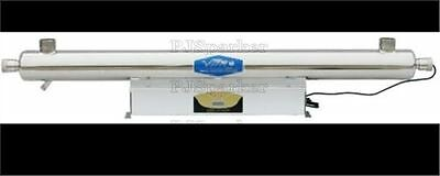Uv Sterilizer,Pure Water Purifier For Home,Lab&Med Use 8,000L /Hour J