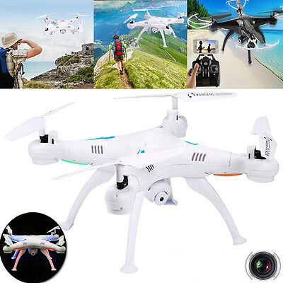 X5SW-1 RC Quadcopter Drone FPV Wifi Camera Helicopter Headless Real-time Video