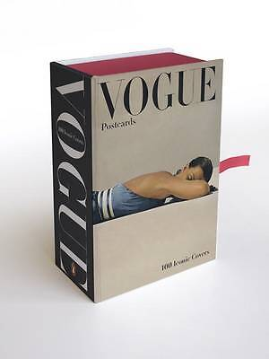 Postcards from Vogue: 100 Iconic Covers, Vogue   Cards Book   9781846144684   NE